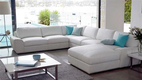White Leather Modular Sofa Leather Sofa Design Captivating White Leather Modular