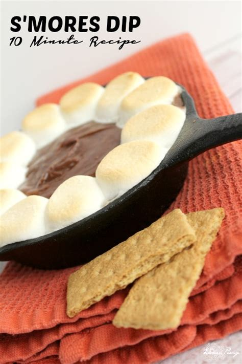 fruit s mores chocolate s mores dip recipe