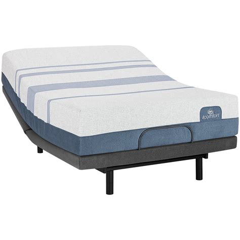 serta adjustable beds city furniture serta icomfort blue max 3000 plush select