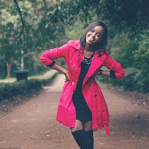 the leteast fashion in kenya sexy fashion blogger this is ess joins capital fm naibuzz