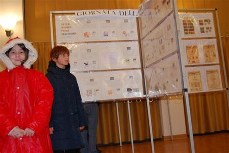 ufficio postale gorgonzola filatelia e scuola la giornata della filatelia 2008