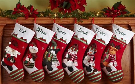 creative personalization personalized christmas stockings the answer to your