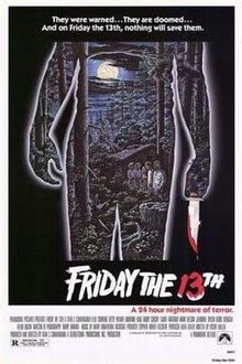film seri friday the 13th friday the 13th 1980 film wikipedia