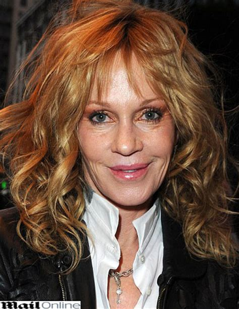 Melanie Griffith Looks Like Hell by Hudson Your Mind Melanie Griffith S Bad