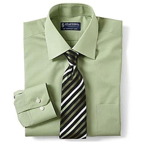 light yellow mens dress shirt yellow though stafford 174 essentials mens broadcloth dress