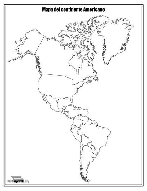 da clic para ver en grande e imprimir mapa del continente americano world map weltkarte peta