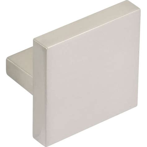 Square Door Knob by Kitchen Door Knob 42mm Square Polished Chrome Cabinet
