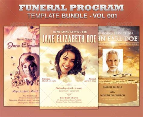 10 Funeral Flyer Templates Printable Psd Ai Vector Eps Format Download Design Trends Funeral Flyer Template
