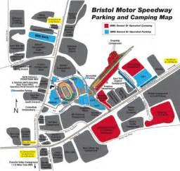 track maps fan info bristol motor speedway