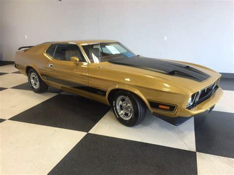 1973 mustang cobra 1973 ford mustang gaa classic cars