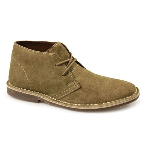 gobi mens suede leather desert boots buy at