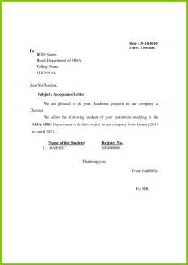 Business Agreement Acceptance Letter 11 Project Acceptance Letter Quote Templates