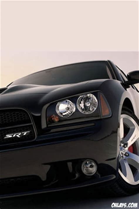 dodge charger iphone wallpaper  ohlays