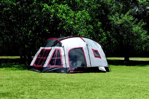 Sears Cabin Tent by Texsport Tent Highland 3 Room Fitness Sports