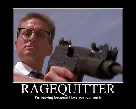 Meme Video - image 144442 rage quit know your meme