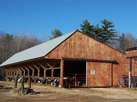 cattle barn ideas  pinterest horse stalls