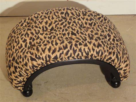 round leopard ottoman round leopard ottoman 28 images leopard black round