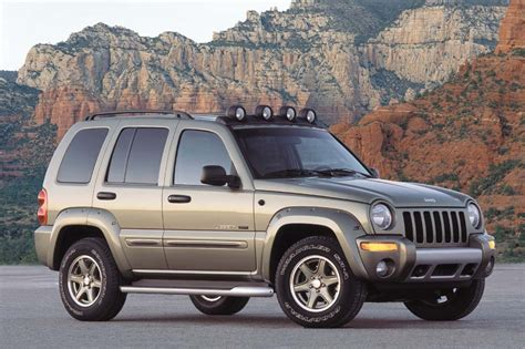 2002 Jeep Liberty Limited Edition Recalls 2002 07 Jeep Liberty Consumer Guide Auto