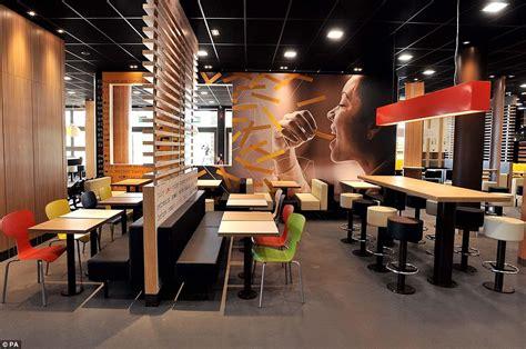 mcdonald designer world s mcdonald s pictures inside olympic stadium fast food restaurant daily