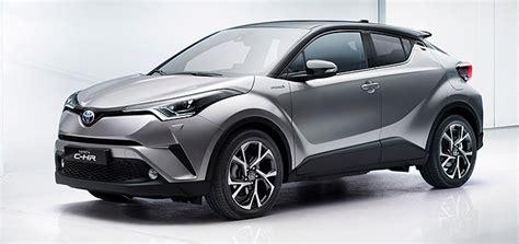 toyota c hr release date price specs car news