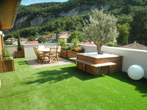 Paysagiste Terrasse by Les Terrasses Arborescence Paysage