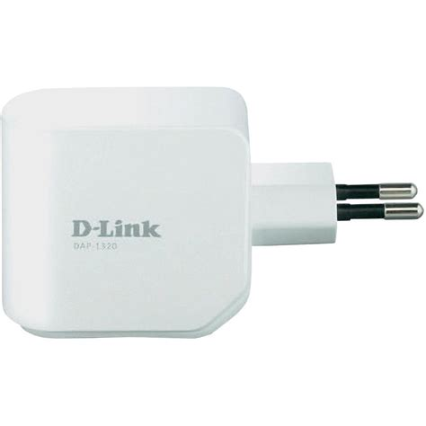 Repeater Wifi Dlink d link dap 1320 e wifi repeater 300 mbit s 2 4 ghz from conrad
