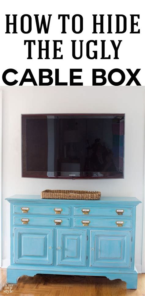 kabel verstecken box 17 best ideas about hide cable box on hiding