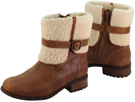 ugg boots womens blayre boot chestnut from authorised