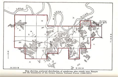 Dakota County Section 8 by Section 1 Forests Dakota Studies