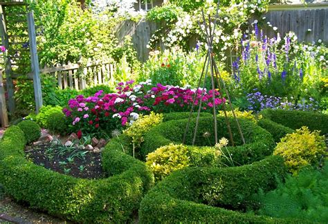 Herb Garden Layout Ideas Herb Garden Design Decor References