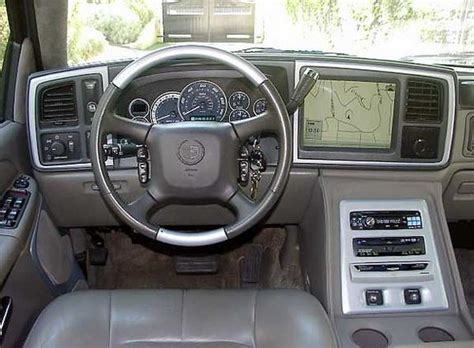 2002 Cadillac Escalade Interior by Get0ffmycar 2002 Cadillac Escalade Specs Photos