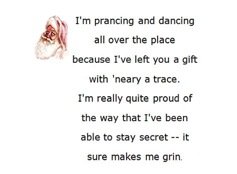 secret friend poem secret santa quotes quotesgram