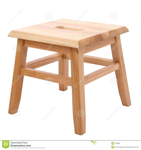 Wooden Stool Designs by Wooden Stool White Stock Photo Image Of Stand Seat