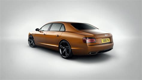 hovering bentley bentley releases flying spur w12 s with whopping