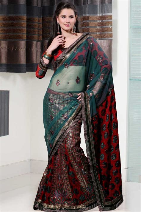 Saree Wardrobe by Frocks Dresses Mehndi Designs