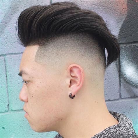 mens haircuts christchurch undercut fade hairstyle asian