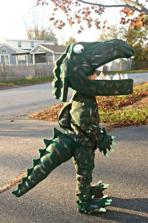 Handmade Dinosaur Costume - best 25 t rex costume ideas on t rex