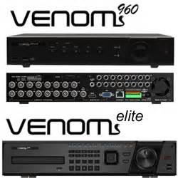 Cctv Venom security products cctv dvr digital recorders