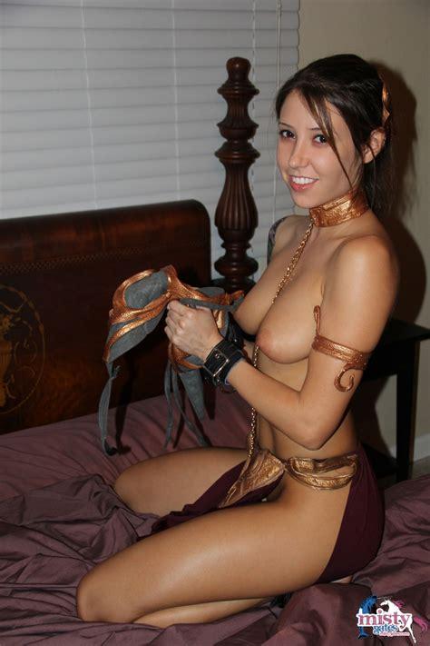 Misty Gates Slave Leia Sexabulous Com