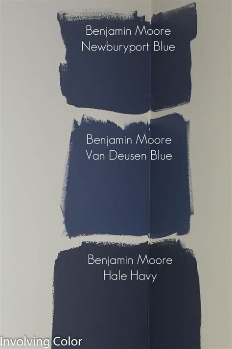 benjamin navy blue paint color ideas http