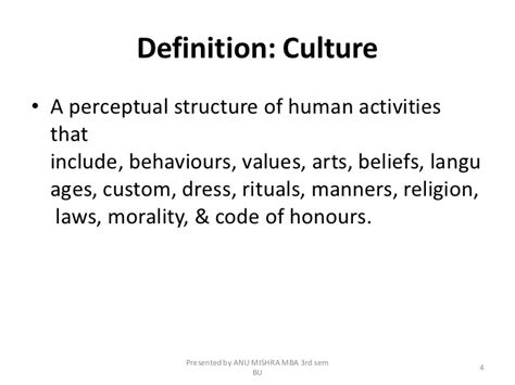 Mba Honours Meaning by Cross Culture Adaptability