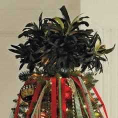 feather christmas tree topper 1000 images about tree topper on tree toppers tree toppers and