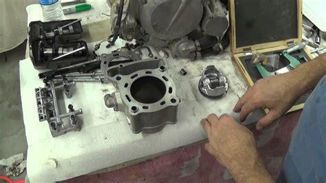 Piston Kit Klx 250 Riko klx 351 piston to cylinder clearance and valves