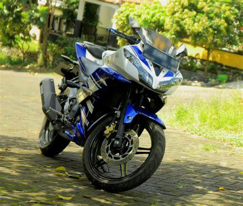R 15 Modif by 40 Gambar Modifikasi Yamaha R15 R25 Keren Terbaru