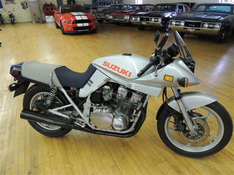 School Suzuki School 1982 Suzuki Katana 1000 Sportbikes For Sale