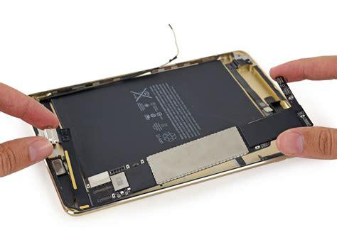 Mini Air 4 mini 4 teardown reveals a miniaturized air 2 cult of mac
