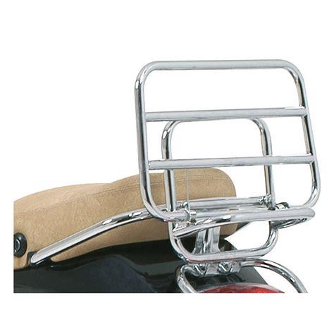 backrack vespa lx by variasi46 vespa lx chrome rear rack scooter
