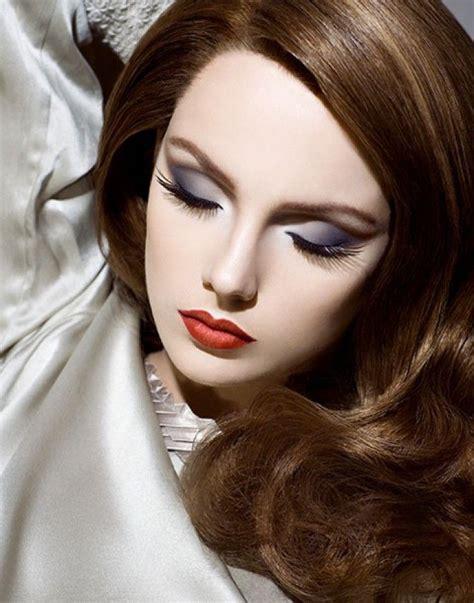 Eyeshadow Glamor glam wedding details