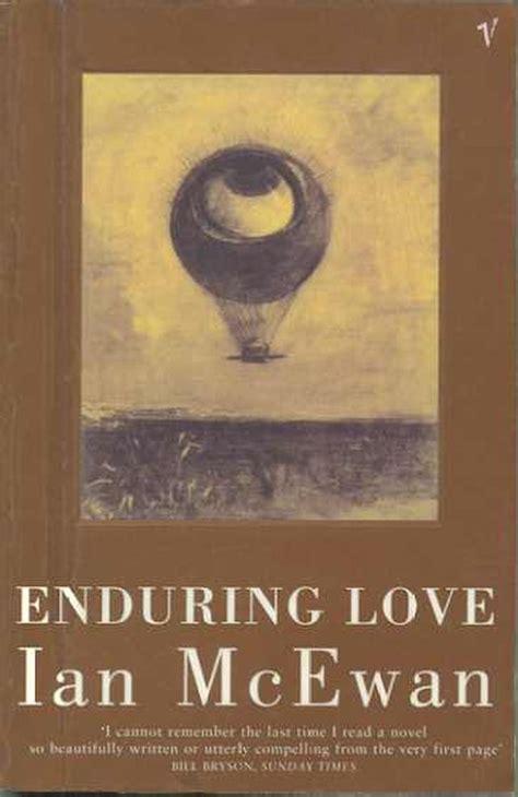ciencia en la literatura amor perdurable de ian mcewan libros naukas