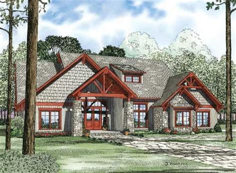 mountain view house plan 8649 houses